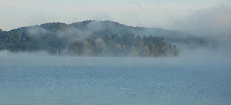 11月の野尻湖